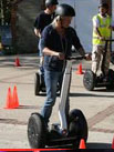 Segway and Cooler Races